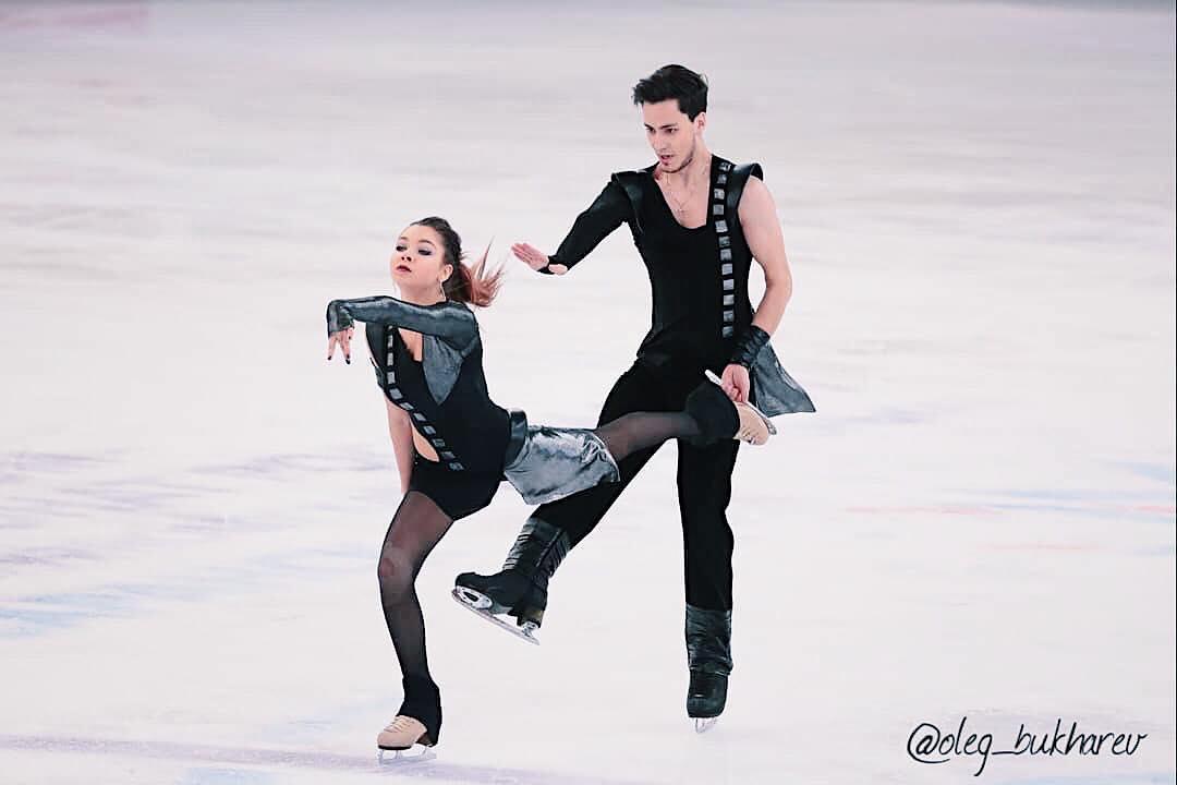 Анастасия Шпилевая - Григорий Смирнов/ танцы на льду - Страница 15 Rsm7PP0up6U