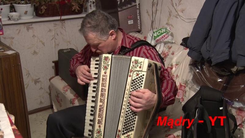 Cudowny WALC zagrał akordeonista Janusz PTASIŃSKI po latach przerwy 2018