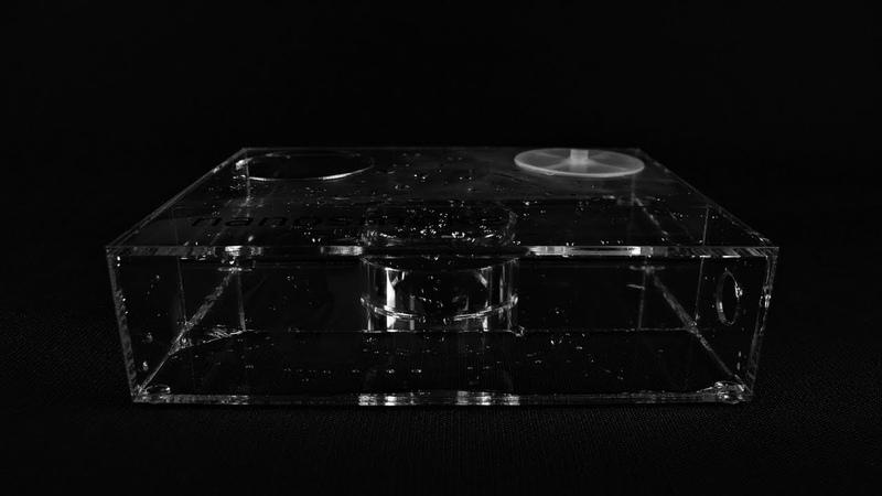 Кальян Nanosmoke Cube тяга Сообщество кальянщиков