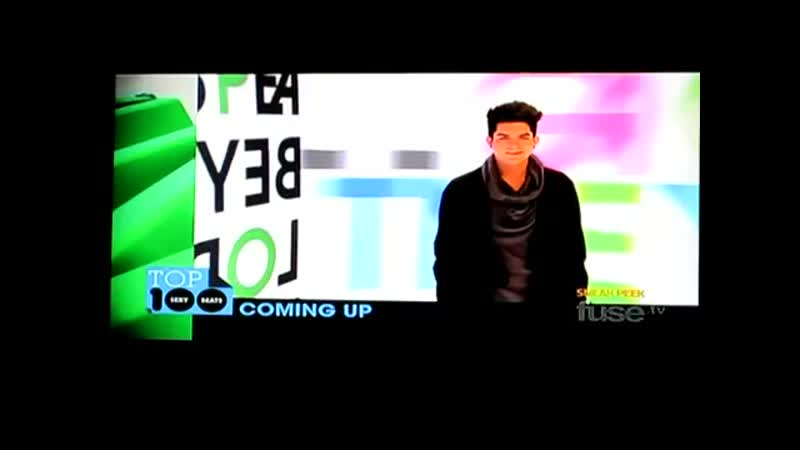 2012-02-22 - FUSE TV - Top 100 Sexy Beats - Back to Back Male Artists