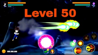 Chiến binh rồng thiêng - stick z super dragon fight lever 50 [new game android]