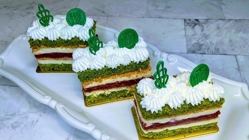 SURPRISINGLY DELICIOUS SPINACH CAKE УДИВИТЕЛЬНО ВКУСНЫЙ ШПИНАТНЫЙ ТОРТ spinachcake cake торт