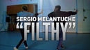 "Justin Timberlake FILTHY"" choreography by SERGIO MELANTUCHE"