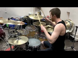 Green day - american idiot drum cover by alexander dovgan'