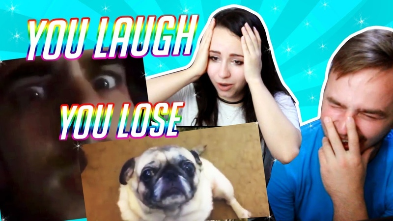 YOU LAUGH YOU LOSE Try not to laugh CHALLENGE 13 by AdikTheOne