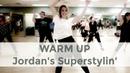 WARM UP REMIX Jordan Superstylin' by DJ Baddmixx | Carolina B (16 WEEKS PREGNANT!)