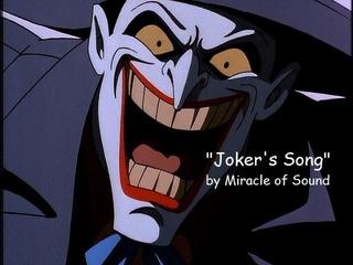 "Mark Hamill's Joker Tribute: ""Joker's Song"" by Miracle of Sound"