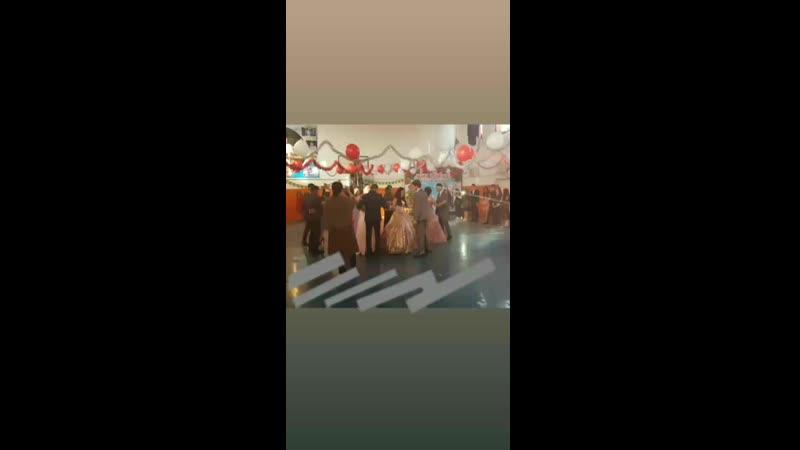 №39 Т. Айбергенов мектебінің жаңа жыл кеші