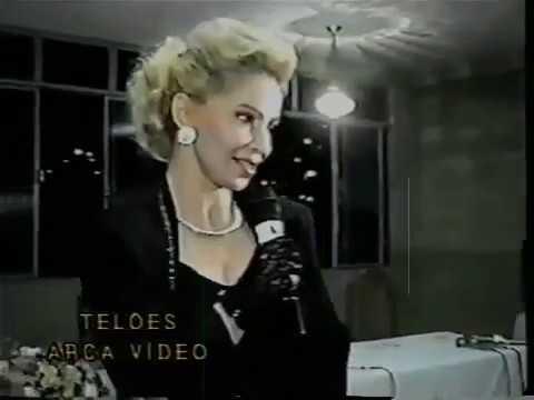 TESTEMUNHO da Ex. Atriz da Globo, Marta Anders, que fala nos pactos e rituais dentro da emissora