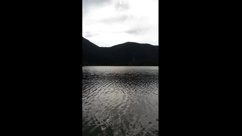 Горное озеро (прудик)