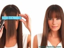 How to cut your hair at home-Before After pics of Bangs, Layers, and Children's hair!