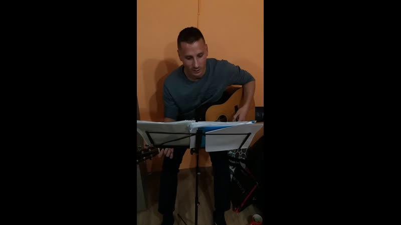 Live Гитара и песни джемы в Мск антикафе и речка