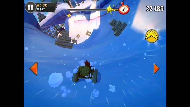 Angry Birds Go! Геймплей Прохождение Часть 21 Gameplay Walkthrough Part 21
