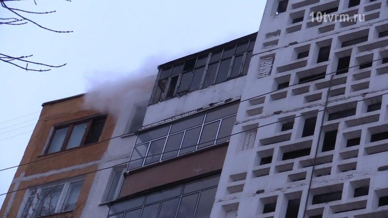 Тройная гибель на пожаре в Саранске | Triple death in Saransk fire