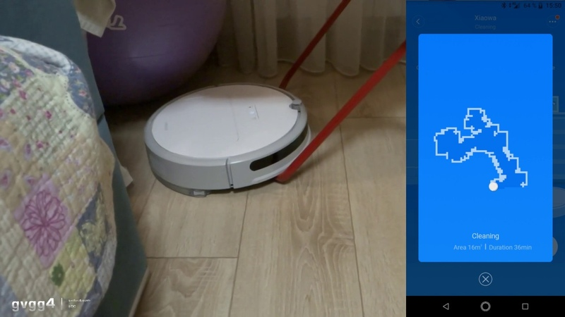 Вот оно БУДУЩЕЕ Робот пылесос Xiaomi XiaoWa E20