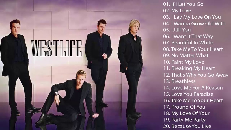 The Best of Westlife - Westlife1 Greatest Hits Full Album (HQ) Vol.2