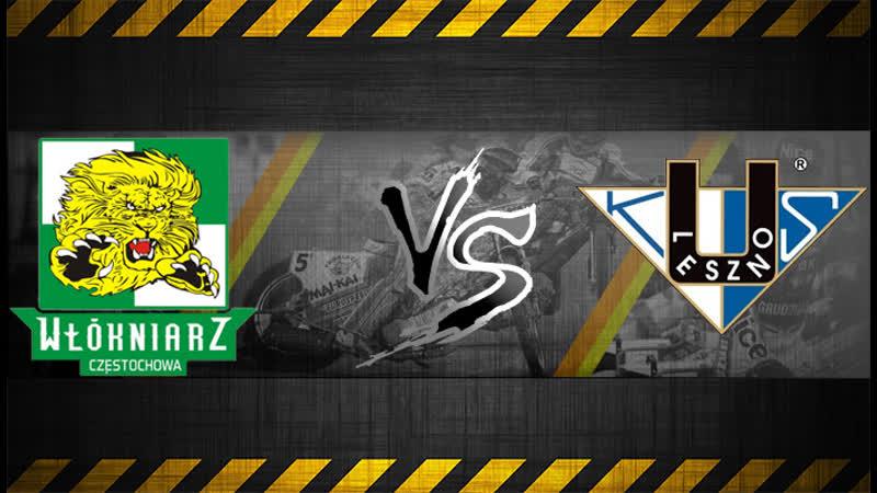 Speedway PGE Ekstraliga полуфинал 01 09 2019 forBET Włókniarz Częstochowa VS Fogo Unia Leszno