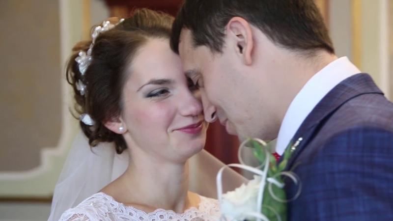 Свадьба Денис и Наталья клип