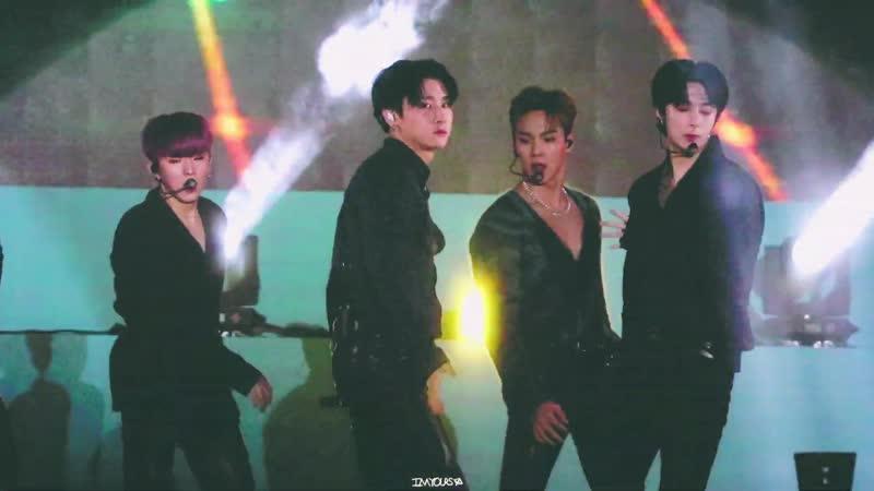 [VK][190511] MONSTA X fancam (I.M focus) - Alligator @ 2019 Iseul Live Festival