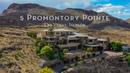 Las Vegas Home That Sits ABOVE THE WHOLE CITY 5 Promontory Pointe Ln Las Vegas Nevada