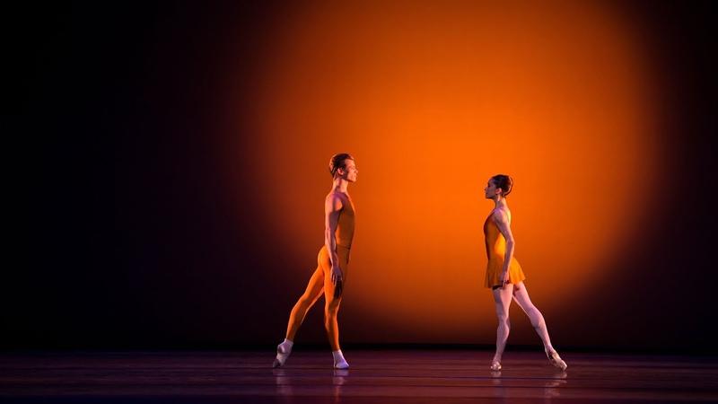 Concerto Second movement pas de deux Marianela Nuñez Rupert Pennefather The Royal Ballet