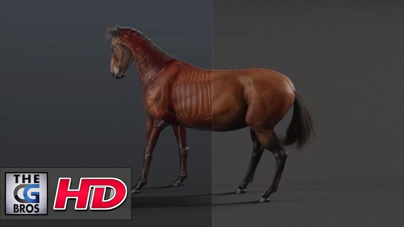 CGI VFX Demos Horse R D Project A Breakdown by Lonnie Kraatz TheCGBros