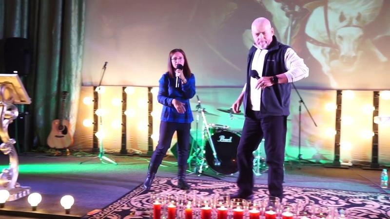 Конференция АЦДЖ декабрь 2017 Давид Хоган 3 й день Владивосток
