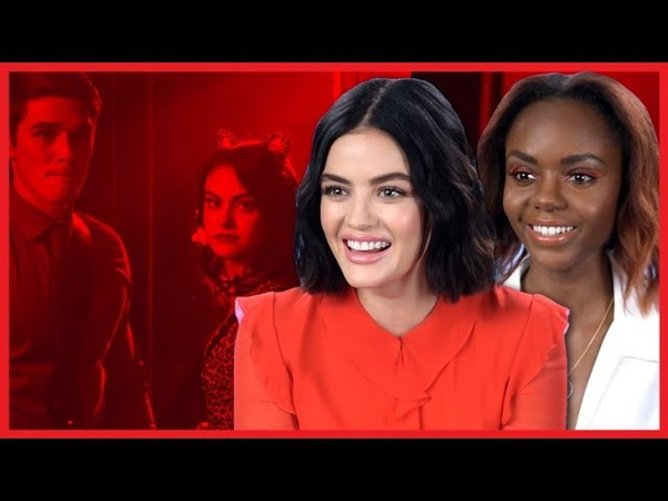 Katy Keene's Lucy Hale and Ashleigh Murray Reveal Riverdale Crossover Wishlist