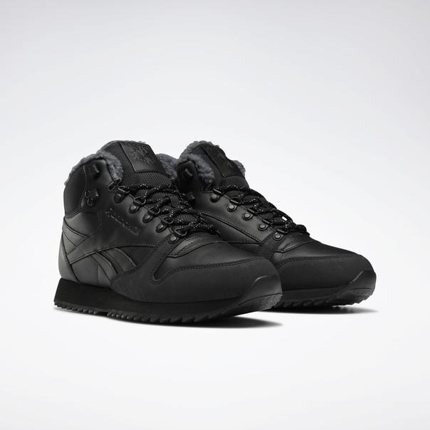 Кроссовки Reebok Classic Leather Mid Ripple image 3