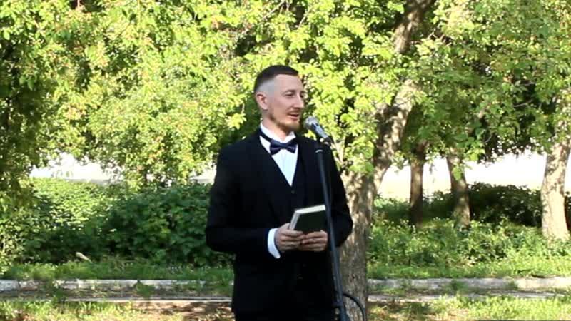 И А Крылов басня Лисица и Сурок читает Константин Ткаченко