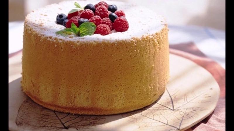 Ձվով Տորթ - Բիսկվիթ - Sponge Cake Recipe - Бисквит - biskvit cake sponge