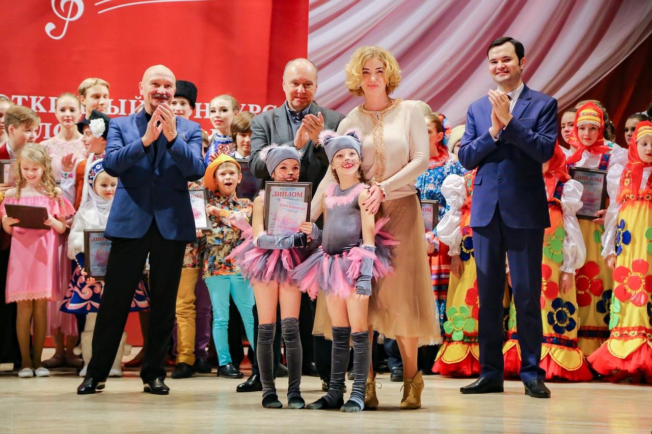 В Донецке пройдёт гала-концерт конкурса молодых талантов «Горячее сердце»