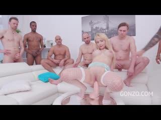 Natasha Teen - Gape, Toys, Double pussy DPP, Anal Creampie, Latin, DAP, Gangbang, DP, Porn, Порно