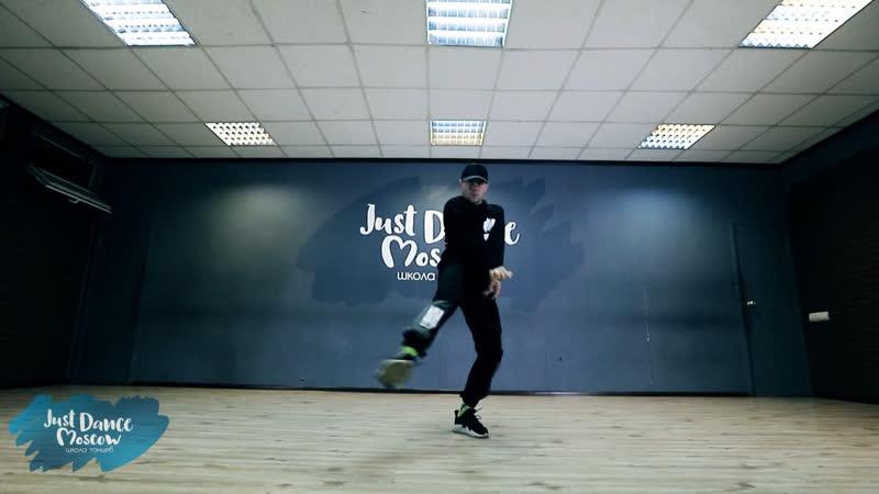 Jazz Funk Choreo by Vitaly Cezar
