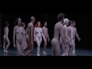 Tragedie - Olivier Dubois - Danse 2012 - beware male female full frontal nudity