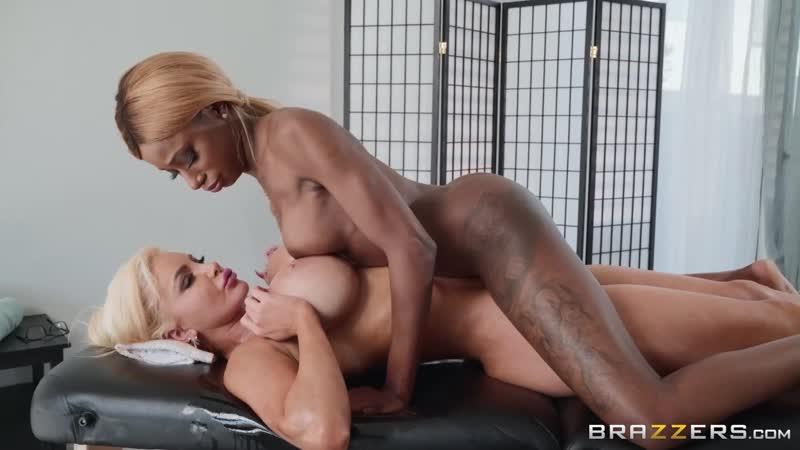 Lesbian Massage Ass Fingering