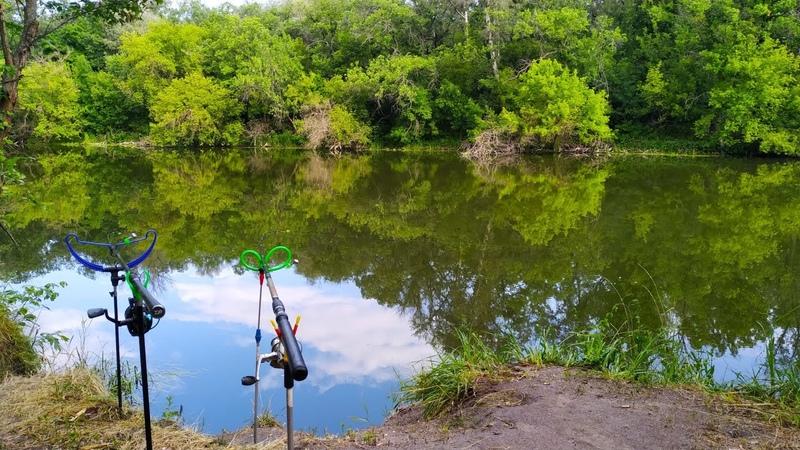 Нашему полку прибыло азы начинающему фидеристу на реке Донец