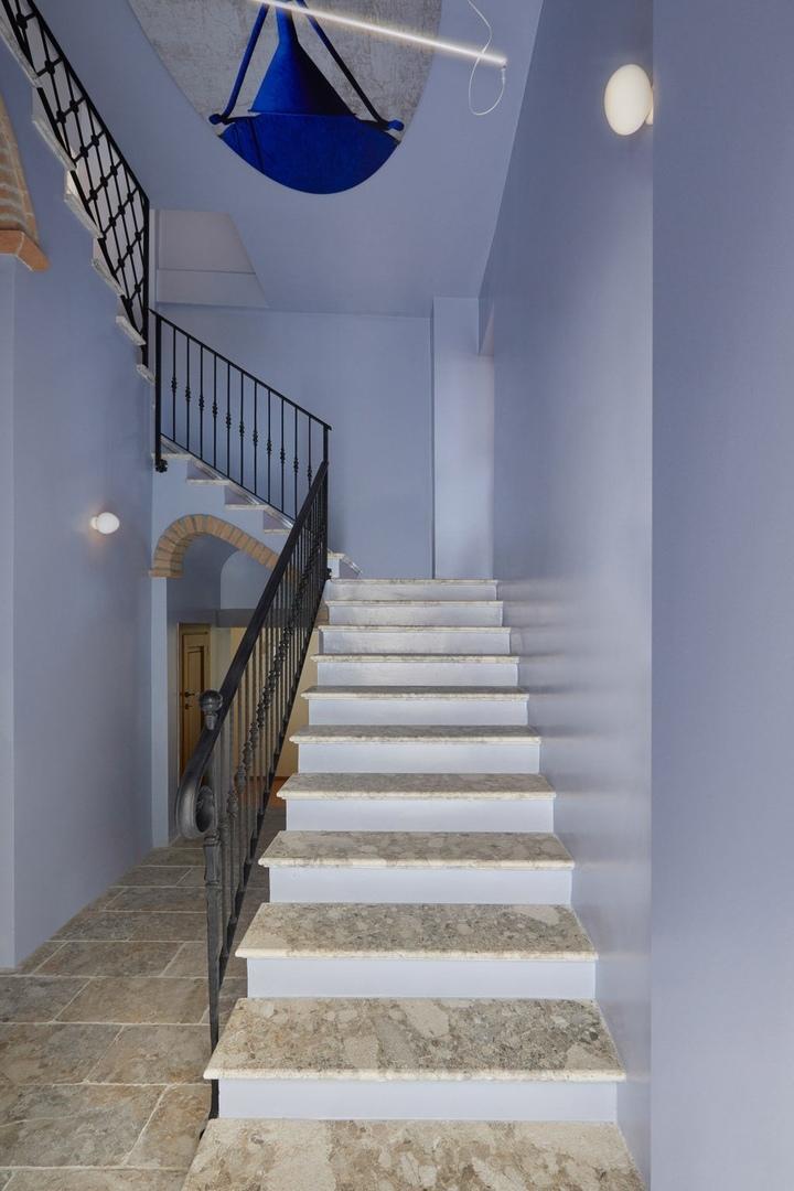 Резиденция Винченцо Куоко в Чивитакампомарано, которую можно арендовать