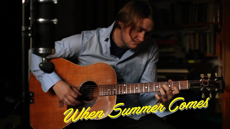 When Summer Comes Oscar Peterson Ivan Korop Acoustic guitar