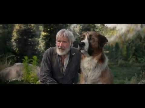 The Call of the Wild 2020 Official Trailer I Harrison Ford Karen Gillan 20th Century Fox