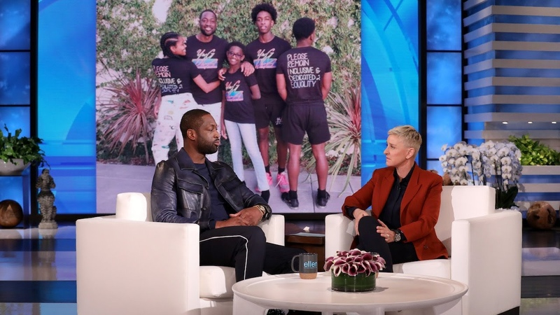 Dwyane Wade's Candid Talk About Supporting His 12 Year Old's Gender Identity
