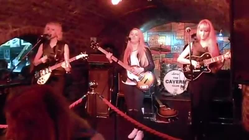 MonaLisa Twins - You Cant Do That (The Beatles cover) Live at The Cavern