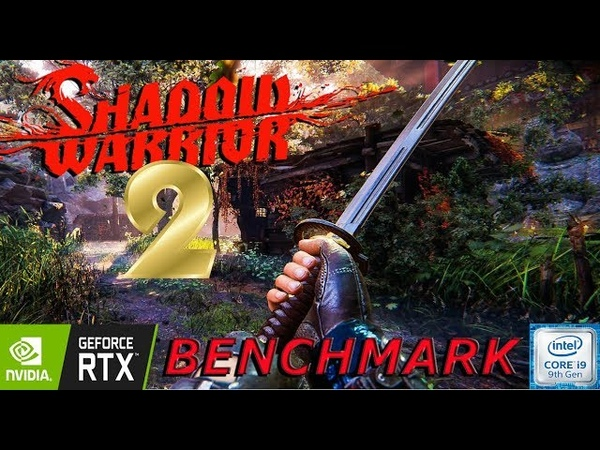 Shadow Warrior 2 | RTX 2080 ti | Benchmark | Ultrawide 3440x1440