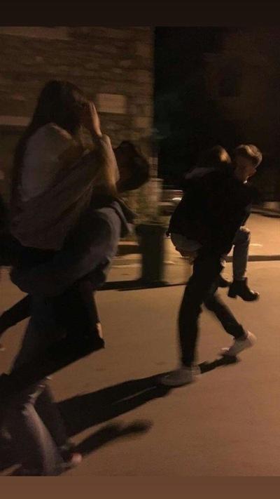 местный фото гуляем ночью с друзьями пирита
