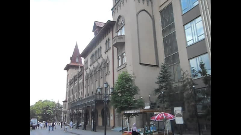 Саратов: Саратовская государственная консерватория имени Л.В. Собинова