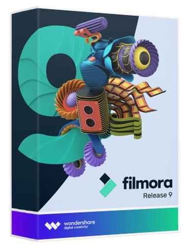Wondershare Filmora 9.1.1.0 [x64] + Effect Pack (2019) PC | RePack by elchupacabra