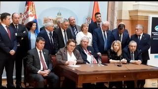 Skupština - radikali sa delegacijom Dume: Krim je Rusija, srpski režim to da prizna