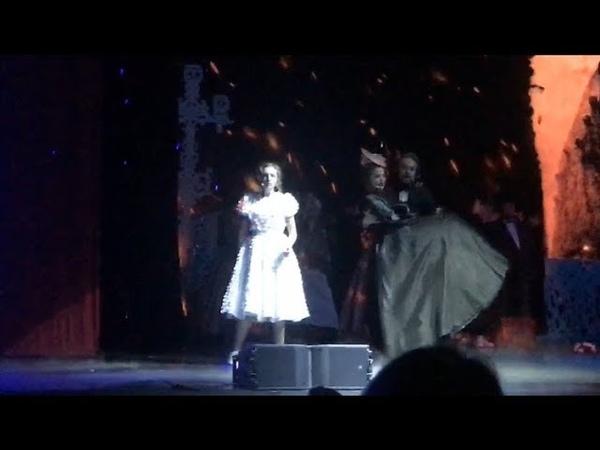 Евдокия Малевская в хоррор мюзикле Лолита 1916