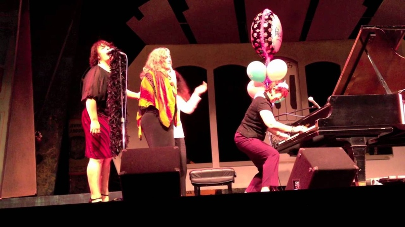 Sue Palmer 4 Queens of Boogie Woogie Live from the Saville Theatre