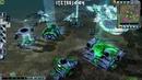 New Faction Series Crossfire MOD C C 3 Tiberium Wars 2v2 Vs Brutal ai 4K Gaming